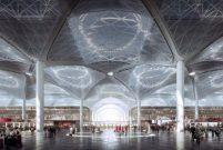 İstanbul Yeni Havalimanı 30 bin çalışanla yükseliyor