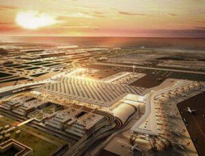 3.Havalimanı yanına e-ticaret ve lojistik merkezi yapılacak