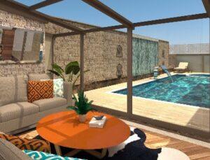 Havuz ve bahçeler için ilham veren tasarım fikirleri