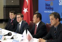 İhlas Gayrimenkul, Chine Silk Road Group'la ortak oldu