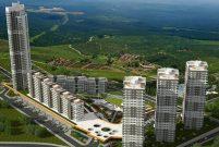 Metropol İmar AŞ İncek Prestij'deki 11 dairesini satıyor