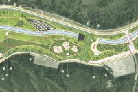 Kanal Ankara projesi 7 farklı bölümden oluşacak