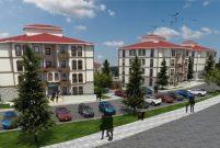 TOKİ'den Kastamonu Taşköprü'ye 310 adet emekli konutu