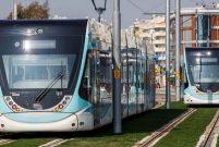 İzmir Alsancak trafiğinde yeni tramvay düzenlemesi