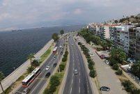 İzmir Mithatpaşa sahilinde trafik ekimde yer altına inecek