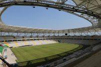 Sakarya'nın yeni stadı sezon başına yetişecek