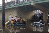 İstanbul'da 9 günde ikinci tufan yaşandı