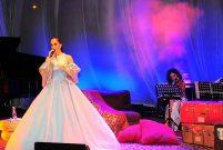 Sertab Erener rüzgarı Bodrum Antik Tiyatro'da esti