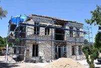 Stratonikeia'daki Hanımağa'nın Evi'ne kaşıklı restorasyon