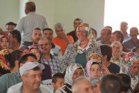 Isparta Gelendost'ta 155 konutun hak sahipleri belirlendi