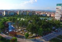 Uşak'ın çehresi mega projelerle değişiyor