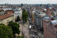 Yüksek binalar Viyana'nın dokusunu bozuyor
