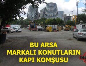 TEDAŞ Ataköy'deki malzeme deposunun arsasını satıyor