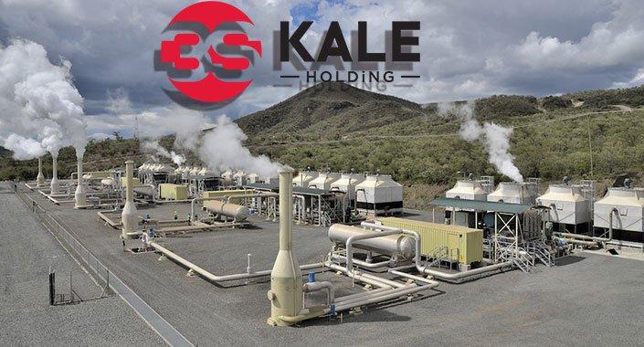 3S Kale Aydın'da jeotermal enerji santrali inşa ediyor