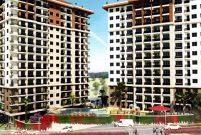 4401 Rezidans Kağıthane'de 1+1 daire 415 bin TL