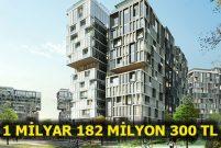 Akzirve'den Zeytinburnu'na 2 bin 78 daire geliyor