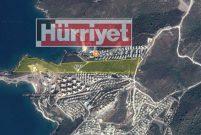 Hürriyet Gazetesi Bodrum Milas'taki arsasını sattı