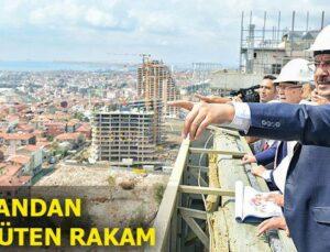 Depremde İstanbul'da 600 bin ev yıkılabilir