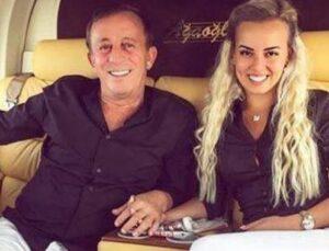 Ali Ağaoğlu'nun genç sevgilisinden ayrılık iddialarına yanıt