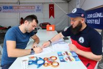 ESKAT, 600 Esenlerliyi Afet Gönüllüsü yaptı