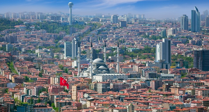 Ankara konut satışında zirveye çıktı