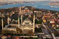 Ayasofya ve Topkapı Sarayı'nda restorasyon sürüyor