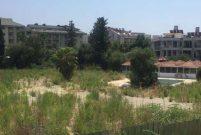 Bega Turizm Manavgat'ta 215 odalı otel yapıyor