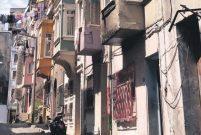Beyoğlu'nun tarihi binaları yenileniyor