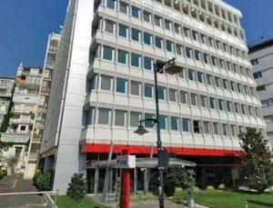 Nişantaşı Abdi İpekçi'de 7 katlı bina satışa çıkarıldı
