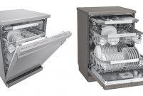 LG, buhar teknolojisini bulaşıklara uyarladı