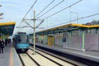 Bursa'da yapılacak 6,5 km'lik metro için çalışmalar başladı