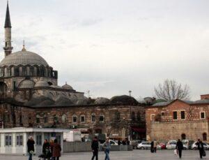 Diyarbakır Ulu Cami'ye çevre düzenlemesi