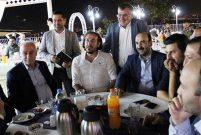 TÜMSİAD üyeleri Ceylan İnşaat'ın verdiği yemekte buluştu