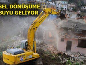 Ankara Gümüşdere, Çaldağ ve Şirindere'de dönüşüm başlıyor