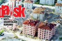 DASK'a devletten 215 milyon euroluk destek