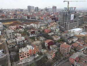 2017 sonuna kadar 60 bin bina kentsel dönüşüme girecek