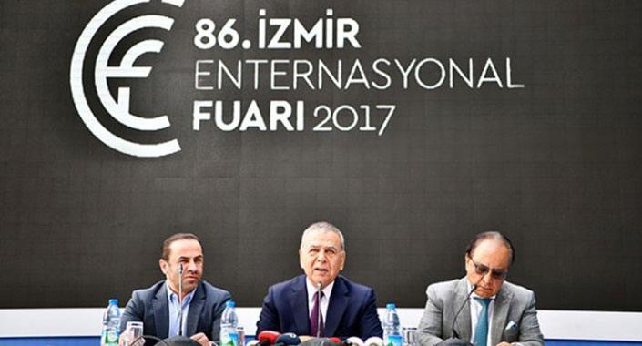Folkart İzmir Fuarı'na ikinci kez ana sponsor oluyor