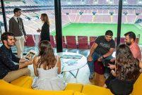 Galatasaray'ın Yaşayan Stat projesi Workinton ile gerçekleşiyor