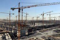 Üçüncü Havalimanı inşaatında 9 ülkeden 466 işçi çalışıyor