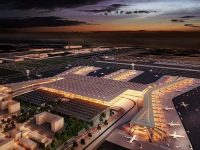 3. Havalimanı'nın açılışı için 200 farklı senaryo