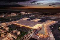 İstanbul Yeni Havalimanı CNN listesinde