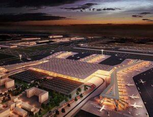 3. havalimanının ilk etabı 29 Ekim 2018'de açılacak