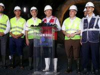 Kadir Topbaş Mecidiyeköy-Mahmutbey metrosu için tarih verdi