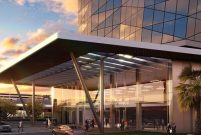 Mistral İzmir'in 47 katlı ofis kulesine iskân alındı