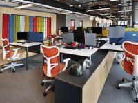 Ofisler modernleşiyor, konfor artıyor