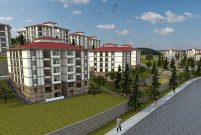 TOKİ'den Sivas Suşehri'ne yöresel mimaride 460 adet konut