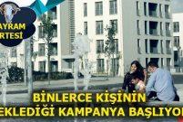 TOKİ İstanbul'da 144 bin TL'den başlayan fiyatlarla ev satacak