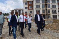TOKİ Başkanı Turan, Kocaeli projelerini yerinde inceledi