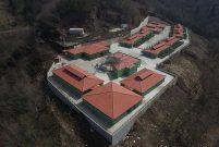 Türkiye'deki en büyük hayvan barınağı Trabzon'a inşa edildi