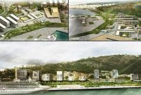 TOKİ Trabzon Çömlekçi Kentsel Dönüşüm Projesi tam gaz